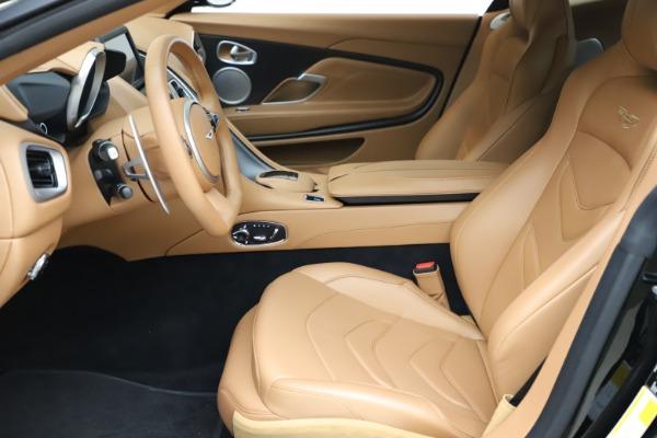 New 2019 Aston Martin DBS Superleggera Coupe for sale $336,406 at Alfa Romeo of Westport in Westport CT 06880 14