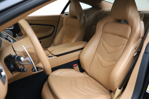 New 2019 Aston Martin DBS Superleggera Coupe for sale $336,406 at Alfa Romeo of Westport in Westport CT 06880 15