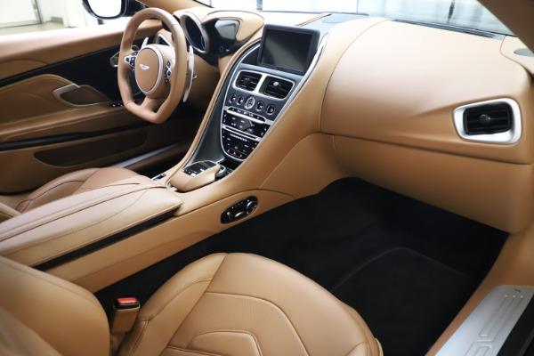 New 2019 Aston Martin DBS Superleggera Coupe for sale $336,406 at Alfa Romeo of Westport in Westport CT 06880 18