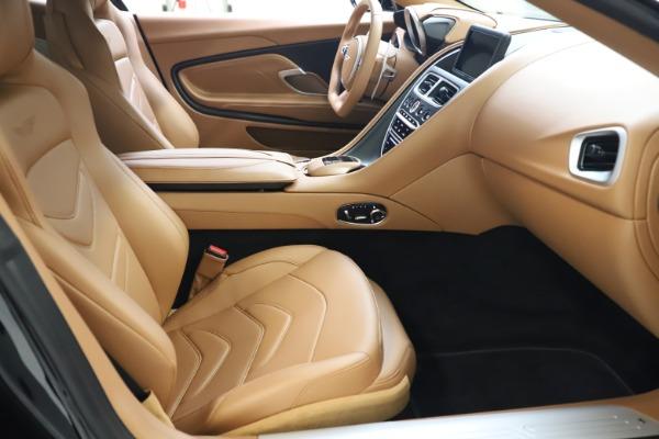 New 2019 Aston Martin DBS Superleggera Coupe for sale $336,406 at Alfa Romeo of Westport in Westport CT 06880 19