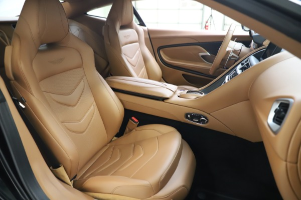 New 2019 Aston Martin DBS Superleggera Coupe for sale $336,406 at Alfa Romeo of Westport in Westport CT 06880 20