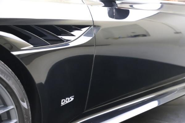 New 2019 Aston Martin DBS Superleggera Coupe for sale $336,406 at Alfa Romeo of Westport in Westport CT 06880 23