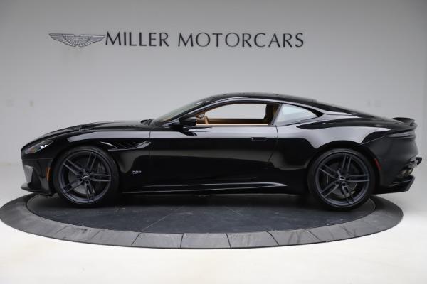 New 2019 Aston Martin DBS Superleggera Coupe for sale $336,406 at Alfa Romeo of Westport in Westport CT 06880 4