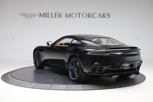 New 2019 Aston Martin DBS Superleggera Coupe for sale $336,406 at Alfa Romeo of Westport in Westport CT 06880 6