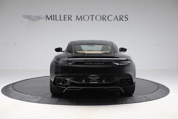 New 2019 Aston Martin DBS Superleggera Coupe for sale $336,406 at Alfa Romeo of Westport in Westport CT 06880 7