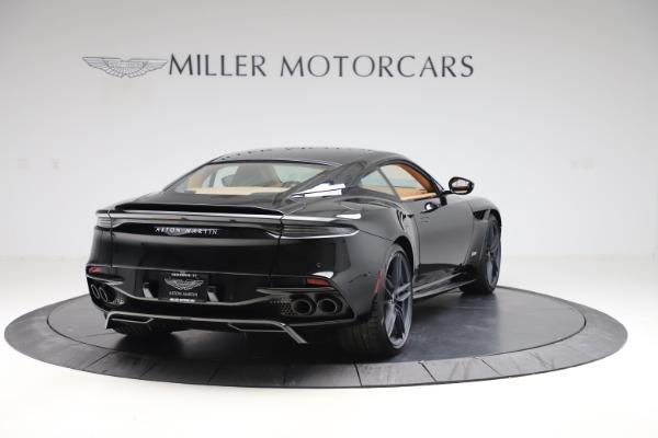 New 2019 Aston Martin DBS Superleggera Coupe for sale $336,406 at Alfa Romeo of Westport in Westport CT 06880 8