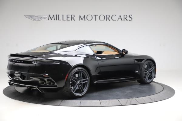 New 2019 Aston Martin DBS Superleggera Coupe for sale $336,406 at Alfa Romeo of Westport in Westport CT 06880 9
