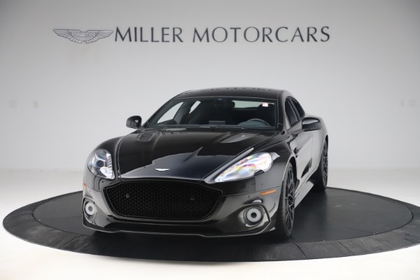 New 2019 Aston Martin Rapide AMR Sedan for sale $257,006 at Alfa Romeo of Westport in Westport CT 06880 12