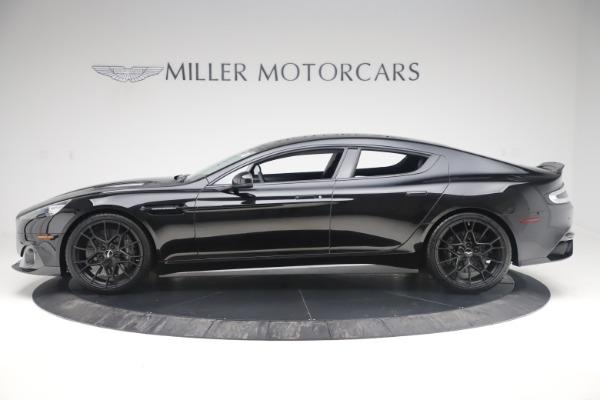 New 2019 Aston Martin Rapide AMR Sedan for sale Sold at Alfa Romeo of Westport in Westport CT 06880 2