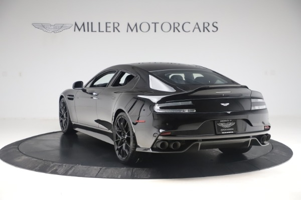New 2019 Aston Martin Rapide AMR Sedan for sale $257,006 at Alfa Romeo of Westport in Westport CT 06880 4