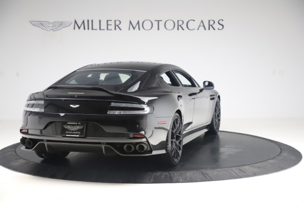 New 2019 Aston Martin Rapide AMR Sedan for sale $257,006 at Alfa Romeo of Westport in Westport CT 06880 6