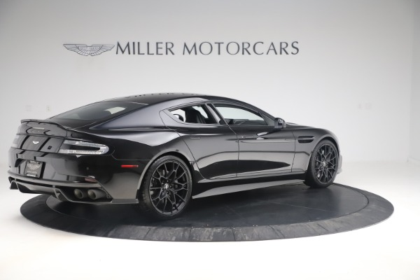 New 2019 Aston Martin Rapide AMR Sedan for sale $257,006 at Alfa Romeo of Westport in Westport CT 06880 7