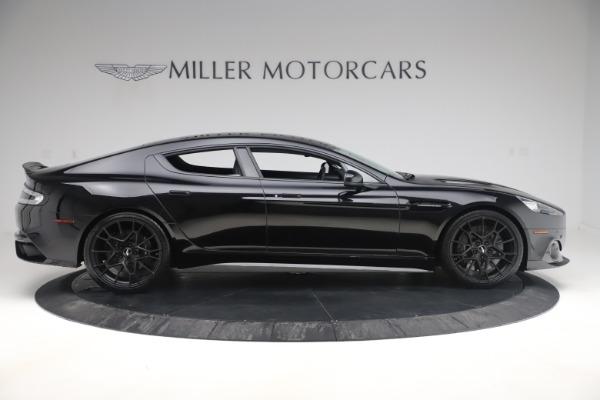 New 2019 Aston Martin Rapide AMR Sedan for sale Sold at Alfa Romeo of Westport in Westport CT 06880 8