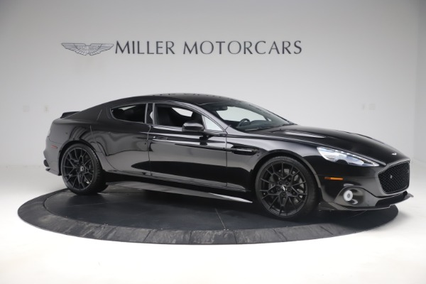 New 2019 Aston Martin Rapide AMR Sedan for sale $257,006 at Alfa Romeo of Westport in Westport CT 06880 9