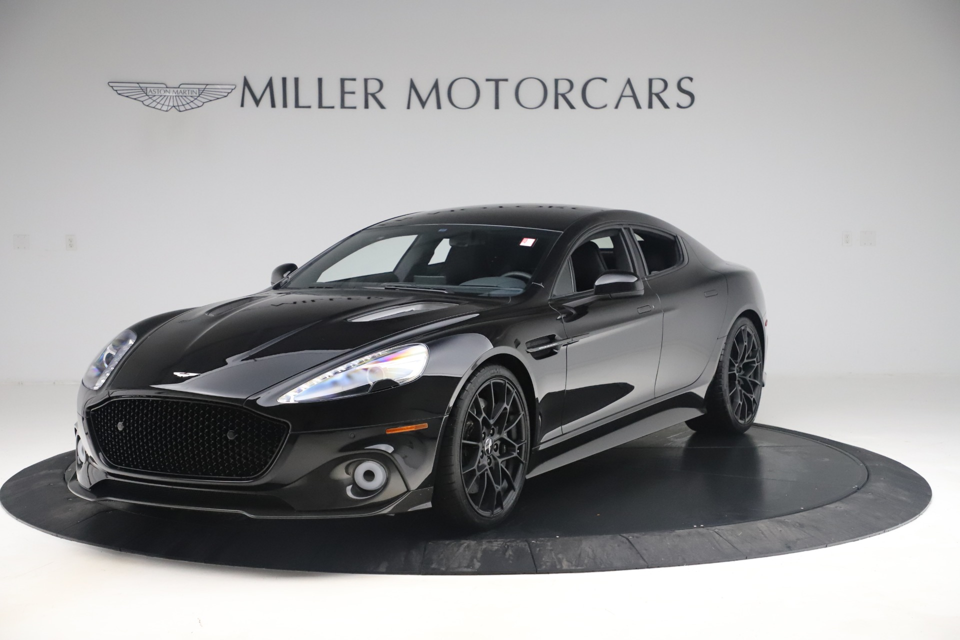 New 2019 Aston Martin Rapide AMR Sedan for sale $257,006 at Alfa Romeo of Westport in Westport CT 06880 1