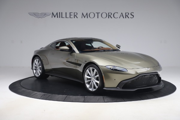New 2020 Aston Martin Vantage Coupe for sale $180,450 at Alfa Romeo of Westport in Westport CT 06880 10