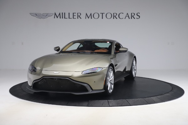 New 2020 Aston Martin Vantage Coupe for sale $180,450 at Alfa Romeo of Westport in Westport CT 06880 12