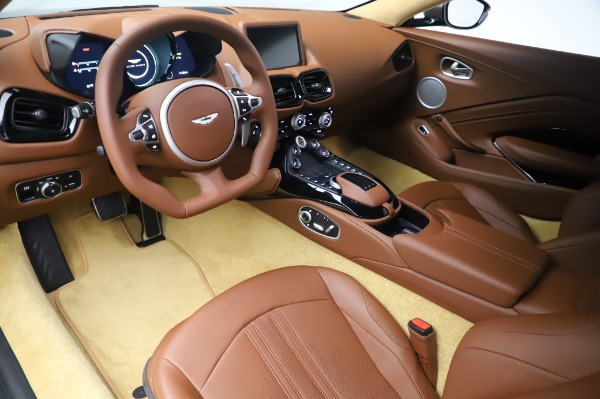 New 2020 Aston Martin Vantage Coupe for sale $180,450 at Alfa Romeo of Westport in Westport CT 06880 13