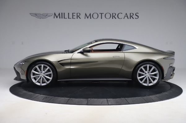 New 2020 Aston Martin Vantage Coupe for sale $180,450 at Alfa Romeo of Westport in Westport CT 06880 2
