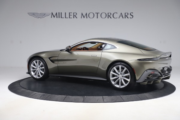 New 2020 Aston Martin Vantage Coupe for sale $180,450 at Alfa Romeo of Westport in Westport CT 06880 3