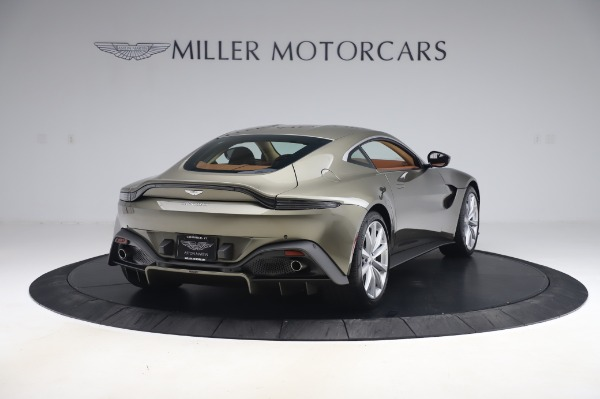 New 2020 Aston Martin Vantage Coupe for sale $180,450 at Alfa Romeo of Westport in Westport CT 06880 6