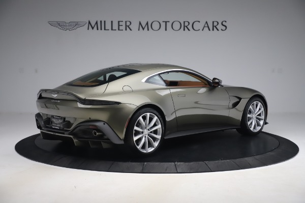 New 2020 Aston Martin Vantage Coupe for sale $180,450 at Alfa Romeo of Westport in Westport CT 06880 7