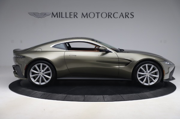 New 2020 Aston Martin Vantage Coupe for sale $180,450 at Alfa Romeo of Westport in Westport CT 06880 8