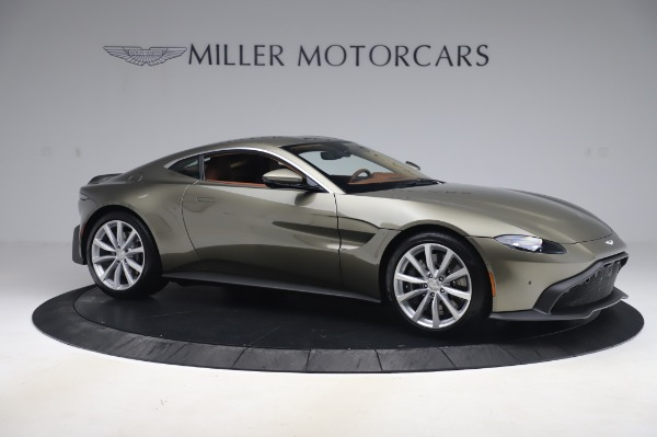 New 2020 Aston Martin Vantage Coupe for sale $180,450 at Alfa Romeo of Westport in Westport CT 06880 9