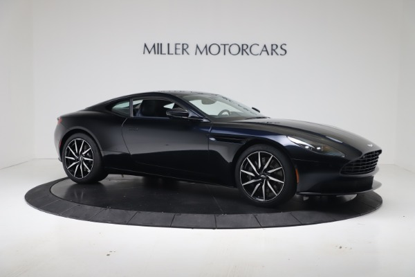 New 2020 Aston Martin DB11 V8 Coupe for sale $237,996 at Alfa Romeo of Westport in Westport CT 06880 10