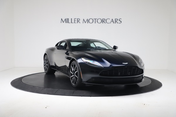 New 2020 Aston Martin DB11 V8 Coupe for sale $237,996 at Alfa Romeo of Westport in Westport CT 06880 11