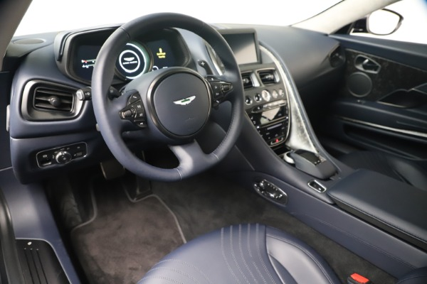 New 2020 Aston Martin DB11 V8 Coupe for sale $237,996 at Alfa Romeo of Westport in Westport CT 06880 14