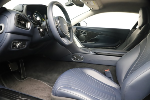 New 2020 Aston Martin DB11 V8 Coupe for sale $237,996 at Alfa Romeo of Westport in Westport CT 06880 15