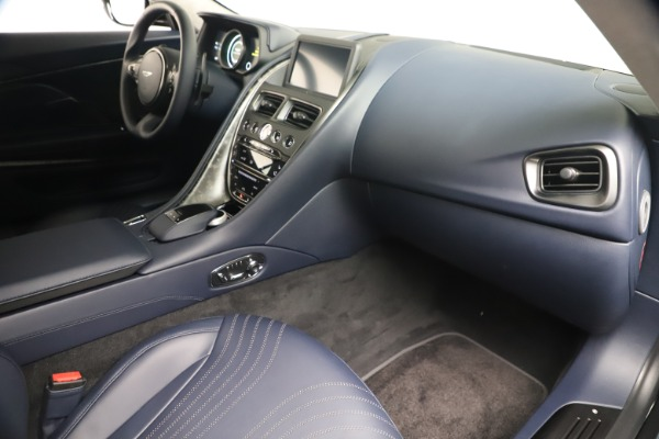 New 2020 Aston Martin DB11 V8 Coupe for sale $237,996 at Alfa Romeo of Westport in Westport CT 06880 18