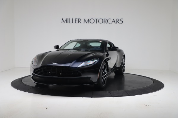 New 2020 Aston Martin DB11 V8 Coupe for sale $237,996 at Alfa Romeo of Westport in Westport CT 06880 2