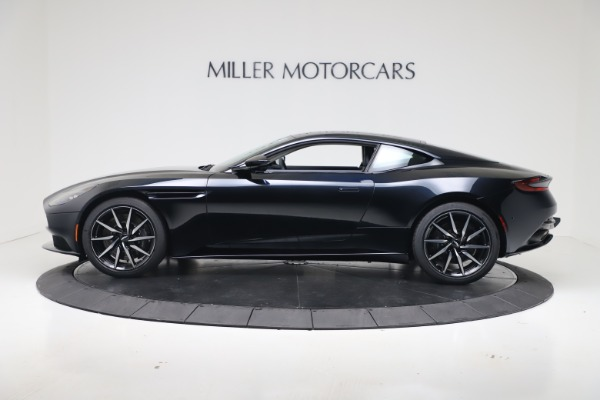 New 2020 Aston Martin DB11 V8 Coupe for sale $237,996 at Alfa Romeo of Westport in Westport CT 06880 3