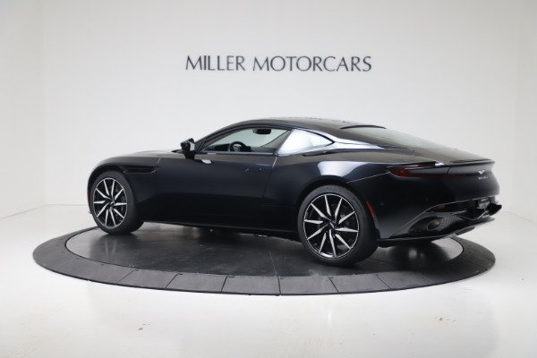 New 2020 Aston Martin DB11 V8 Coupe for sale $237,996 at Alfa Romeo of Westport in Westport CT 06880 4