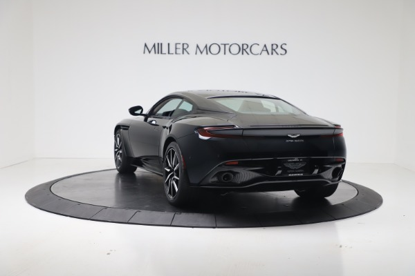 New 2020 Aston Martin DB11 V8 Coupe for sale $237,996 at Alfa Romeo of Westport in Westport CT 06880 5