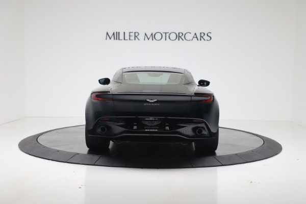 New 2020 Aston Martin DB11 V8 Coupe for sale $237,996 at Alfa Romeo of Westport in Westport CT 06880 6