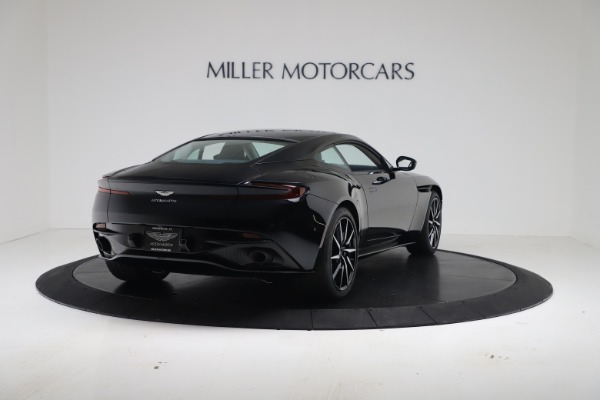 New 2020 Aston Martin DB11 V8 Coupe for sale $237,996 at Alfa Romeo of Westport in Westport CT 06880 7
