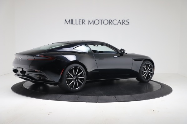 New 2020 Aston Martin DB11 V8 Coupe for sale $237,996 at Alfa Romeo of Westport in Westport CT 06880 8