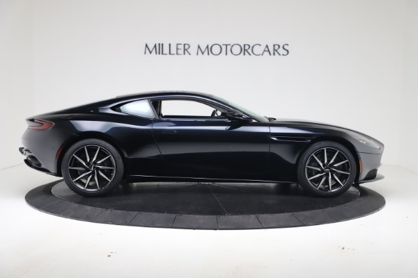 New 2020 Aston Martin DB11 V8 Coupe for sale $237,996 at Alfa Romeo of Westport in Westport CT 06880 9
