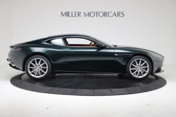 New 2020 Aston Martin DB11 V8 Coupe for sale Sold at Alfa Romeo of Westport in Westport CT 06880 10