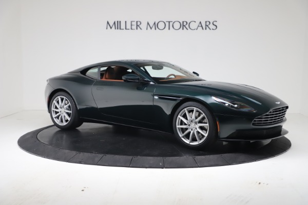 New 2020 Aston Martin DB11 V8 Coupe for sale Sold at Alfa Romeo of Westport in Westport CT 06880 11
