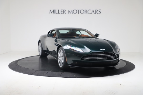 New 2020 Aston Martin DB11 V8 Coupe for sale Sold at Alfa Romeo of Westport in Westport CT 06880 12
