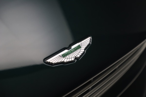 New 2020 Aston Martin DB11 V8 Coupe for sale Sold at Alfa Romeo of Westport in Westport CT 06880 13