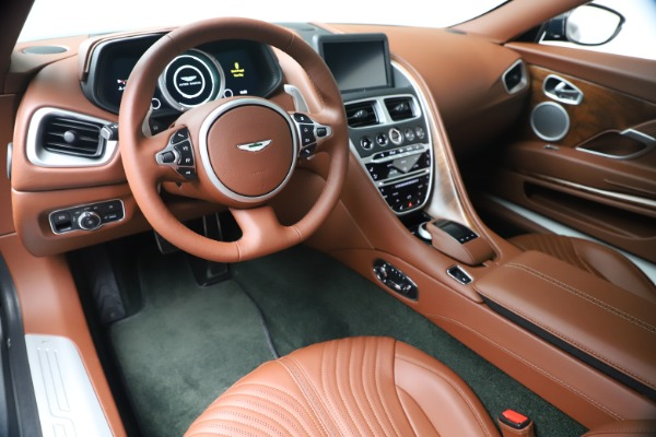 New 2020 Aston Martin DB11 V8 Coupe for sale Sold at Alfa Romeo of Westport in Westport CT 06880 14