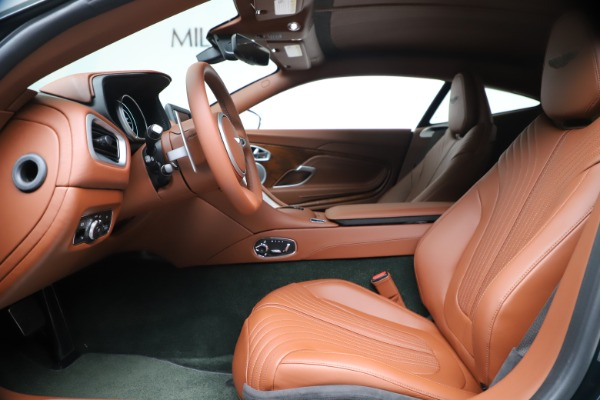 New 2020 Aston Martin DB11 V8 Coupe for sale Sold at Alfa Romeo of Westport in Westport CT 06880 15