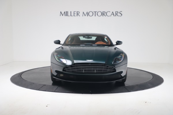 New 2020 Aston Martin DB11 V8 Coupe for sale Sold at Alfa Romeo of Westport in Westport CT 06880 2