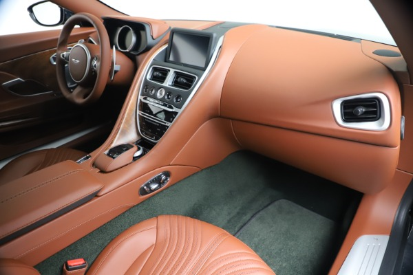 New 2020 Aston Martin DB11 V8 Coupe for sale Sold at Alfa Romeo of Westport in Westport CT 06880 21