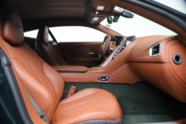 New 2020 Aston Martin DB11 V8 Coupe for sale Sold at Alfa Romeo of Westport in Westport CT 06880 22